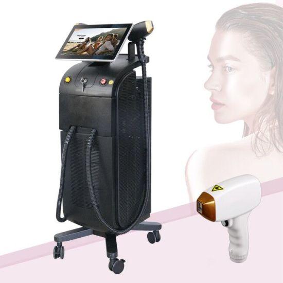 Hair Removal Laser Depilacion Soprano Ice Platinum / Diode Laser Soprano Titanium for Hair Removal / Alma Lasers Laser Diodo 808 Hair Removal Machine Price