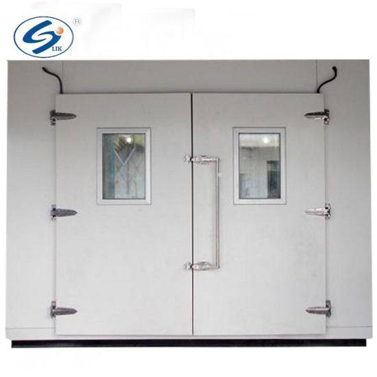 Programmable Walk in Climatic Test Chamber for Large Components