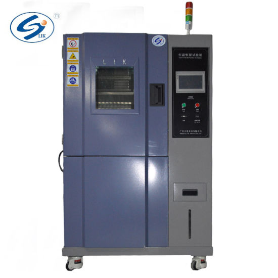 ISO Programmable High Low Temperature Environmental Test Chamber