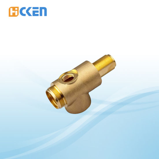 OEM Customized Brass Machinery Components pictures & photos