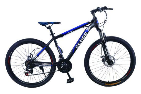 2019 Hot Suspension Fork Disc Brake Bicycle Mountain Bike (SL-MTB-021)