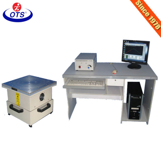IEC 68-2-6 LED Universal Low Frequency Vibration Test Machine High Precision Vibration Shaker