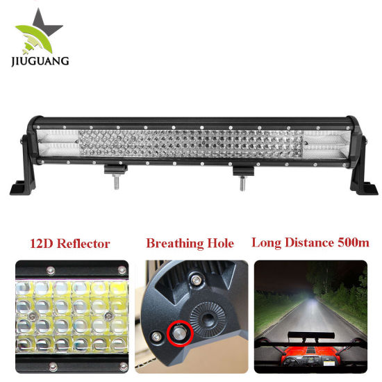 China new led driving light bar 4x4 offroad combo 12d four rows 50 new led driving light bar 4x4 offroad combo 12d four rows 50 inch 12 volt waterproof led light bar for jeep truck aloadofball Images