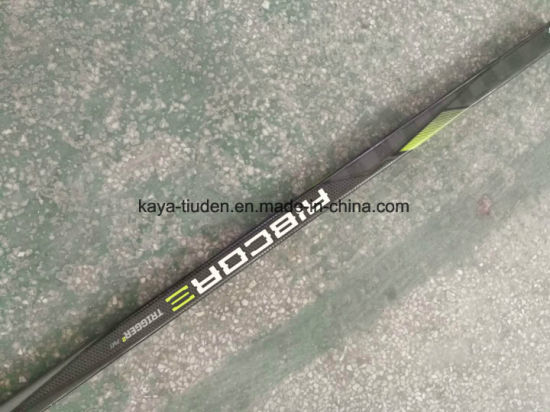 The PRO Quality Bauer Hockey Stick Ice Hockey Stick 410g Super Durable and Lightweight