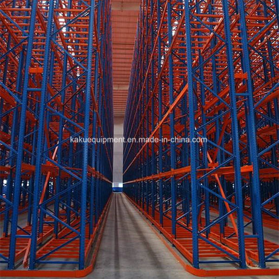 Warehouse Storage Steel Adjustable Electric Movable Shelving