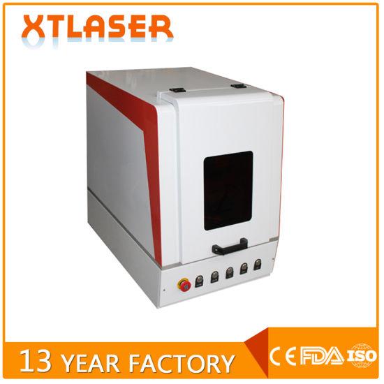 Mobile Phone Cover Fiber Laser Marking Machine Price