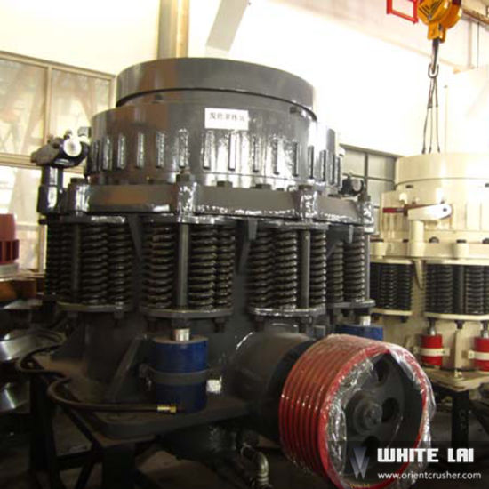 High Efficiency Energy-Saving Cone Crusher (WLCC1160) pictures & photos