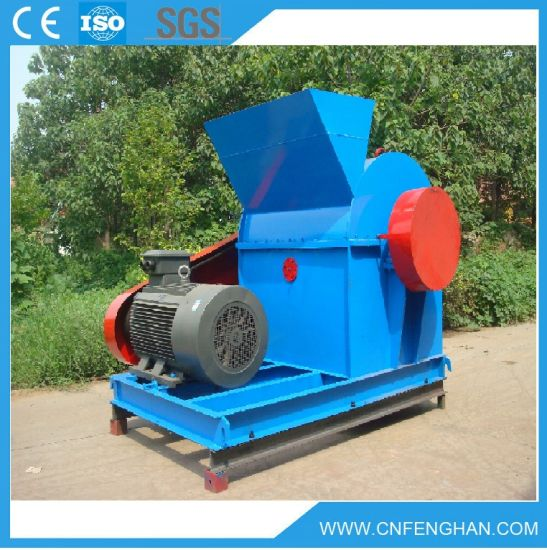 CF-1000 High Efficiency Wood Biomass Hammer Mill Grinder pictures & photos