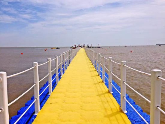 Modular Floating Pontoon Dock Boat Water Bridge Platform Best Sales Products