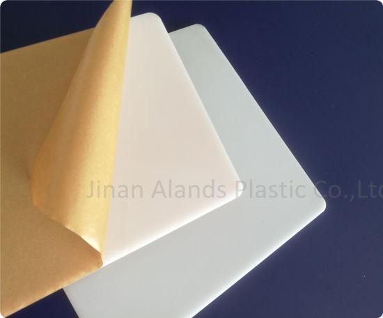 China Multifunctional Acrylic Sheet for LED Light Milky