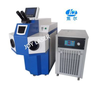 60 J Jewelry Laser Spot Welding Machine with Galvanometer Welding Work Table pictures & photos
