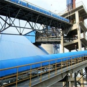 Use for Power Plant Quarry and Cement Plant Bulk Material Handling Solution Belt Conveyor