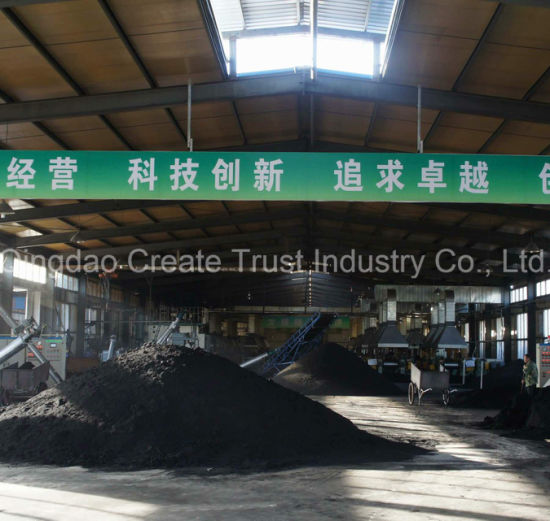 New Technology Reclaimed Rubber Production Line/Reclaimed Rubber Machine pictures & photos