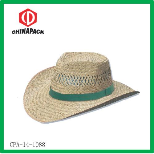 b836fc651 China Straw Cowboy Hat (CPA-14-1088) - China Straw Cowboy Hats ...