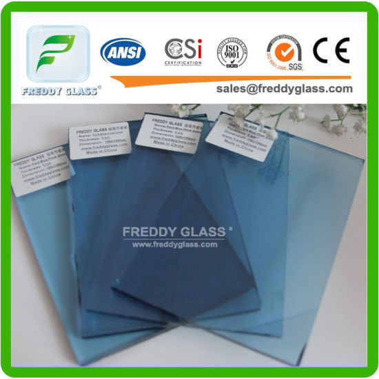 High Quality Tinted Float Glass/Building Glass/Window Glass/Euro Glass/Light Glass/Golden Glass/Dark Blue Float Glass with CE Certificate