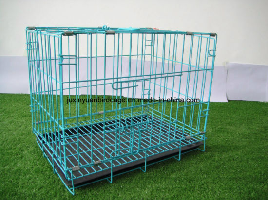 Hot Sell Folding Dog Crate, Folding Pet Cage, Pet Dog House pictures & photos