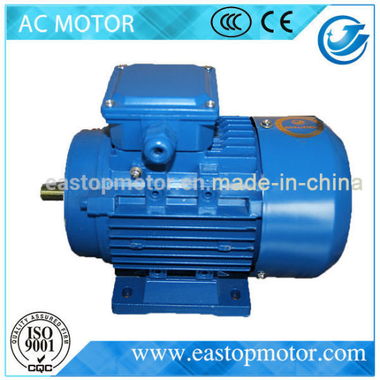 Air 2HP Electric Motor for Chemical Industry with Aluminum Housing pictures & photos