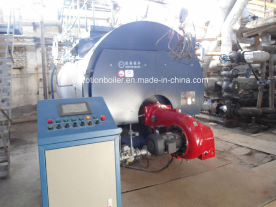 China Horizontal Fire Tube Steam Boiler for Food Applications ...