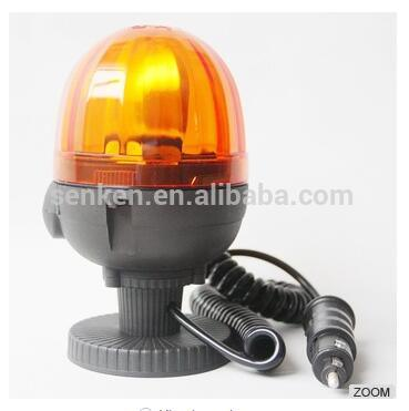 Senken Magnetic Mounting Noise-Low Halogen Rotating Beacon Light pictures & photos