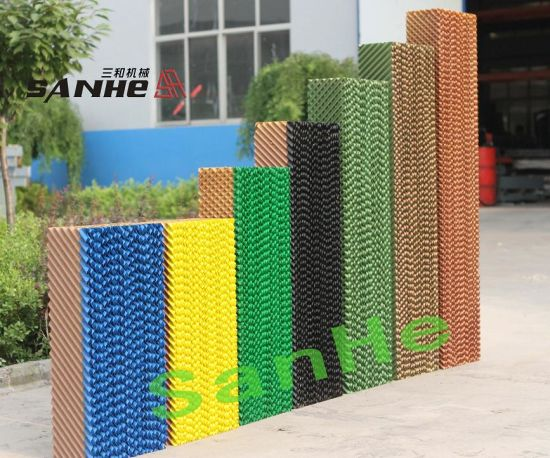The Biggest Manufacturer Evaporative Cooling Pad Wall in High Efficiency pictures & photos