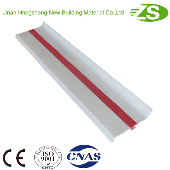 High Quality Wall Mounted Aluminum or PVC Skirting Board pictures & photos