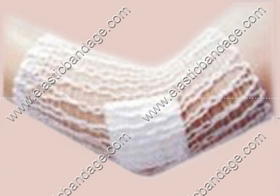 Latex Free Elastic Net Bandage Cotton/Polyamide/Elastic Thread pictures & photos