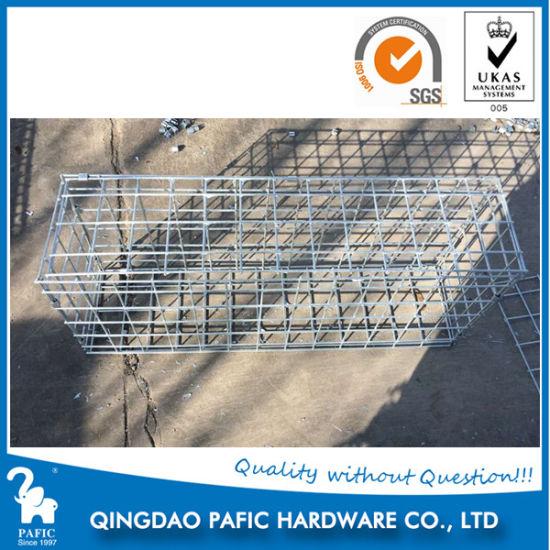 Steel Galvanized Gabion Wall Basket Pictures Photos