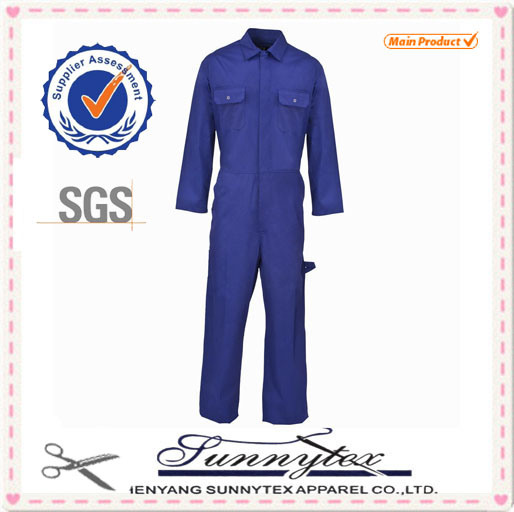 Sunnytex OEM Coverall Hi Vis Safety Reflective Fire Retardant Workwear Uniform pictures & photos