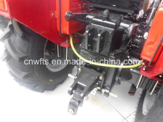 Weitai 40HP 4WD Mini Garden Tractor with High Quality pictures & photos