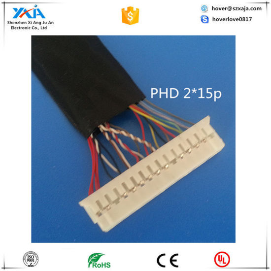 China Molex Lvds Cable for D945gsejt Lvds Cable - China