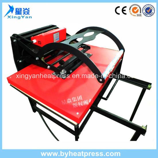 High Pressure Large Format Heat Press Machine