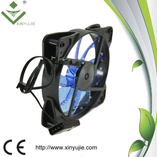 120X120X25 120mm DC Fan 12V Hydraulic Fan Oil Cooler Shenzhen Xinyujie