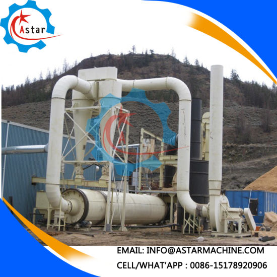 2t/H Wood Chips Rotary Drying Equipment Exporter pictures & photos