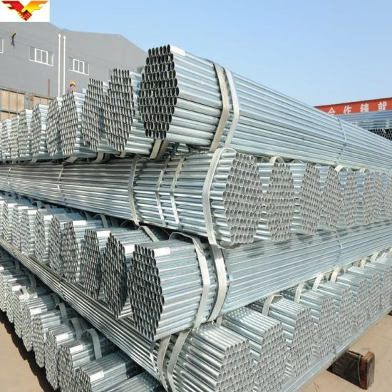 48mm Scaffolding Hot DIP Galvanized Steel Pipe pictures & photos