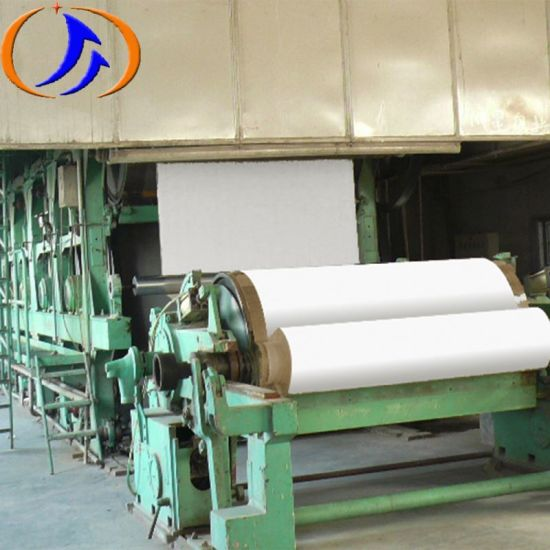 Hot Sell Printing Paper Machinery Office A4 Paper Making Machine