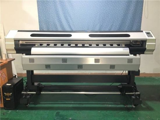 Yinghe 1 8m/6FT Large Format Printer Eco Solvent Printer Yh-1800g with  Dx11/XP600 Print Head