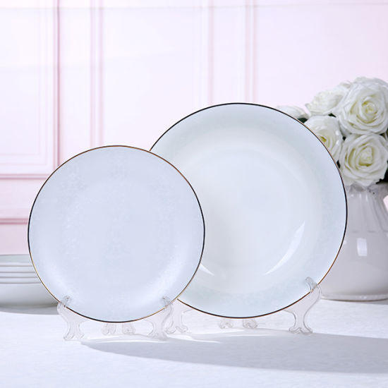 Porcelain Plate Plato De Porcelana Piatto Di Porcellana pictures & photos