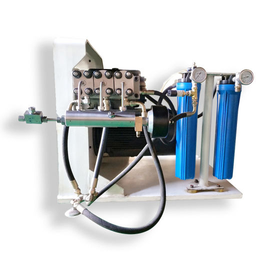 Hot Sale Water Jet Cutting Machines Direct Drive Pump for Sale