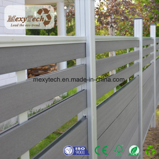 Fencing New Design Trellis Composite Fence pictures & photos