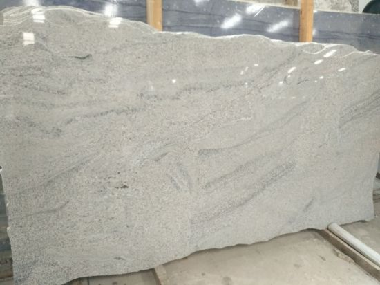 China Fantasy White Granite Slab For Kitchenbathroomwallfloor