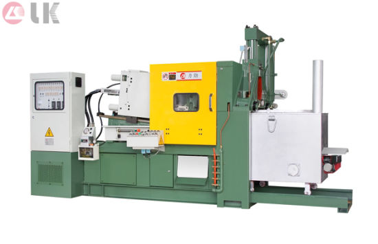 200 Ton Zinc Alloy Hot Chamber Die Casting