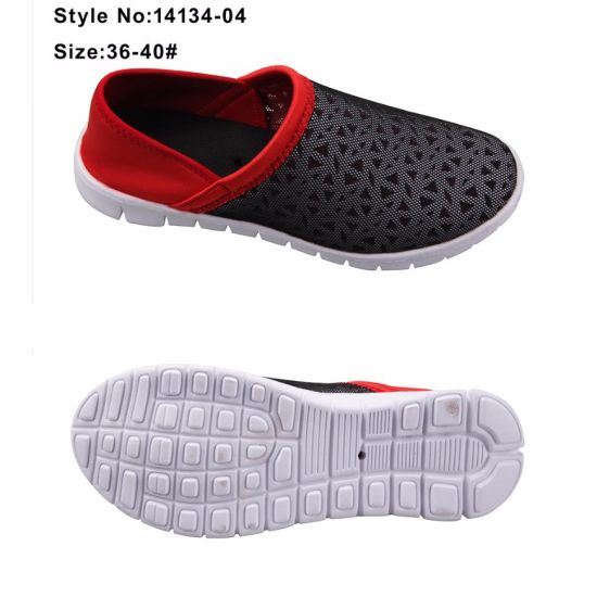 Factory Comfort Ladies Leisure Women Casual Shoes pictures & photos
