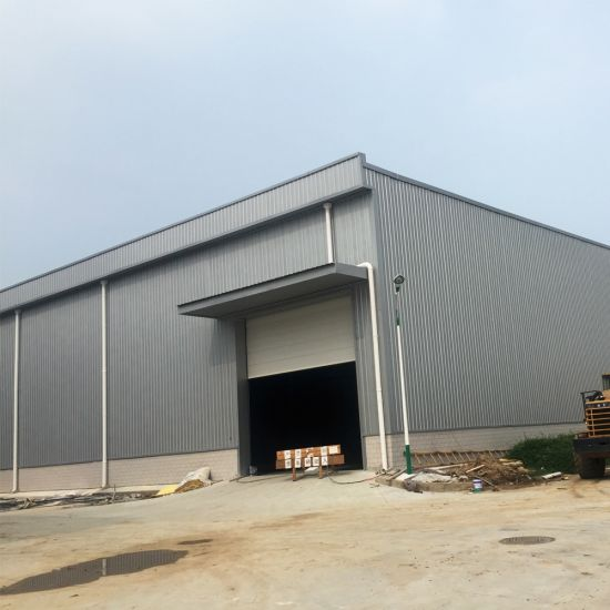 Construction Steel Frame Prefabricated Building Steel Warehouse pictures & photos