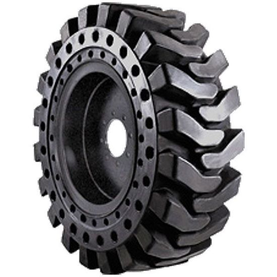 Solid Bobcat Tire/ Skid Steer Solid Tire/ Solid Industrial Tire / Solid Non-Marking Industrial Tire 10-16.5 12-16.5 14-17.5 15-19.5 33X12-20 30X10-20 on Sale