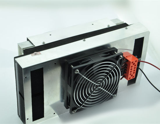 China Thermoelectric Moudule Peltier Air Cooler with Heat Sink