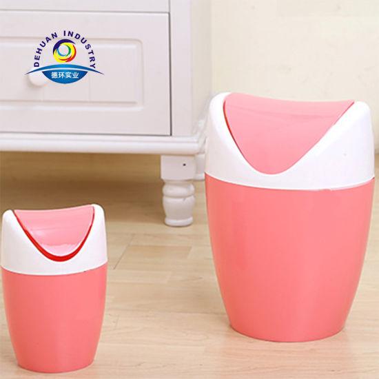 Plastic New Design Trash Can