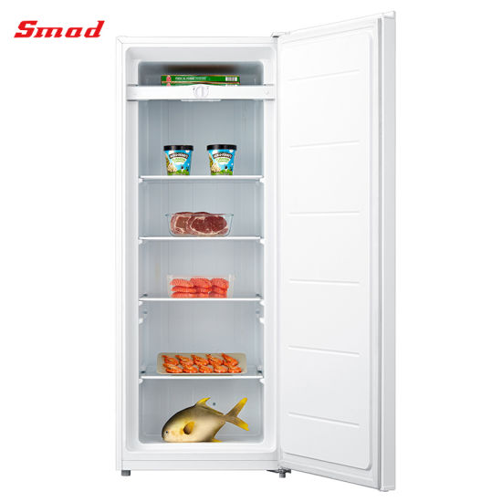 7 Cuft Frost Free Home Appliance Slim Upright Freezer for Home or Garage