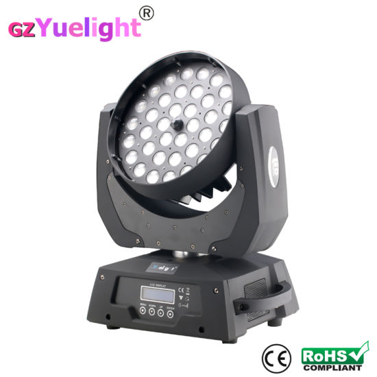 LED Zoom 36PCS RGBW 4in1 Moving Head Light LED Light pictures & photos