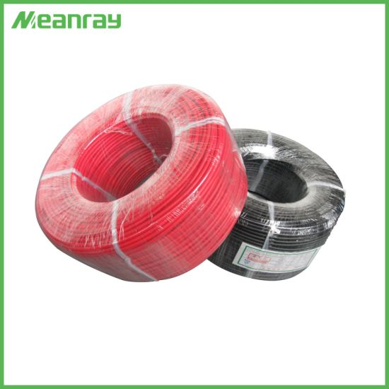 Fire Resistant Electrical Cables PV-1X4mm2 High Standard XLPE 160mm Insulated Power Cable pictures & photos