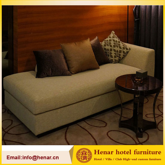 China Hotel Bedroom Furniture Comfortable Recliner Lounge Couch Sofa China Sofa Bed Hotel Sofa
